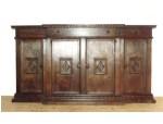 mobili antichi in pregiato noce mobili medievali e